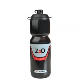 BIDON ZEFAL Z2O SPORT CZARNY 750ml 82g LEKKI