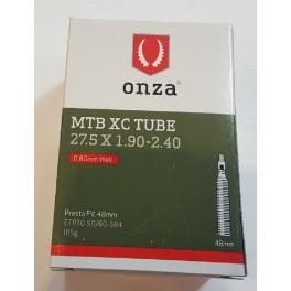 DĘTKA ONZA 27.5x1.90-2.40 PRESTA 48mm 0,80mm WALL