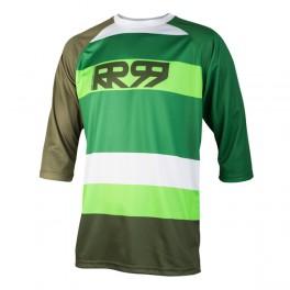 KOSZULKA ENDURO DH FR ROYAL RR99 DRIFT 3/4 GREEN M